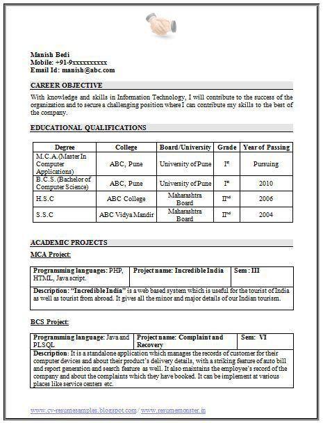 strikingly idea student resume format 8 latex templates curricula ...