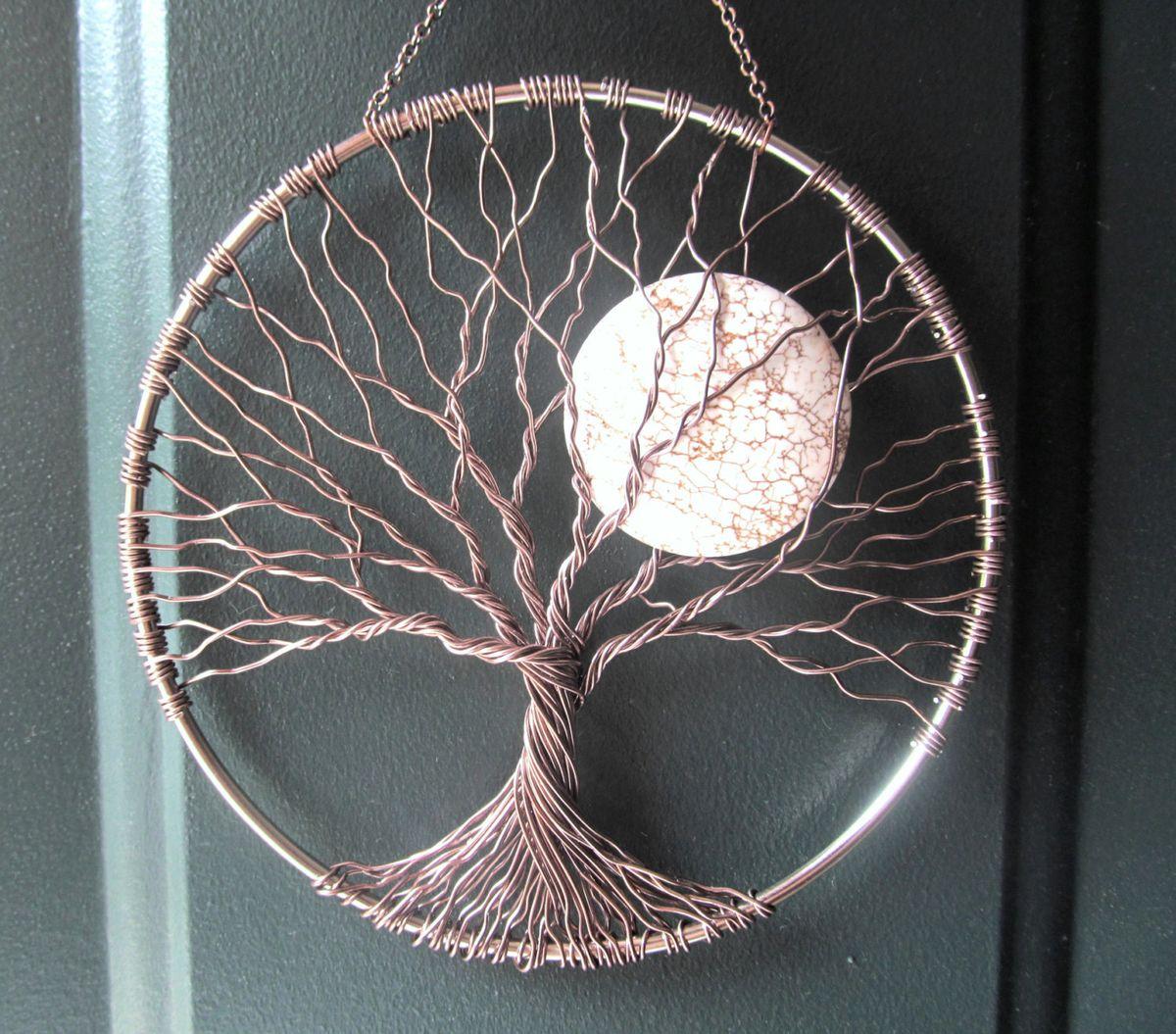 Как сделать семейное дерево из проволоки