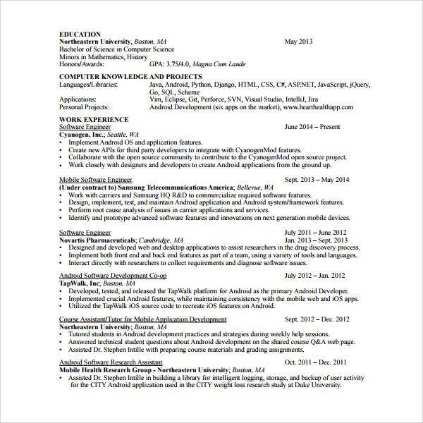 Download Python Developer Resume | haadyaooverbayresort.com