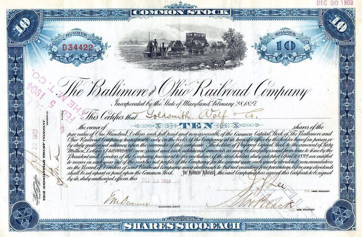 6 Things You Might Not Know About Stock Certificates