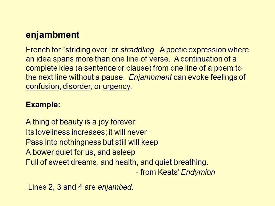 Anaphora (rhetorical figure) Exact repetition of words or phrases ...