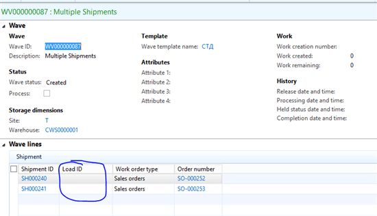 Load consolidation settings in WAX - Microsoft Dynamics AX ...