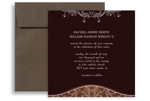 Online Wedding Invitation Cards Templates - Kmcchain.info