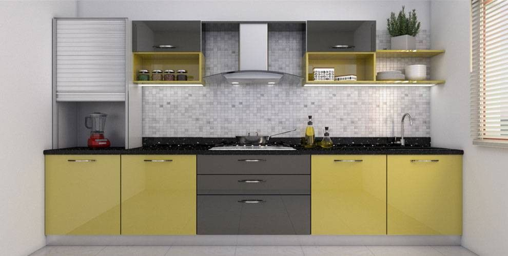 Modular Kitchen Design: Check Designs, Price, Photos & Buy - Urban ...