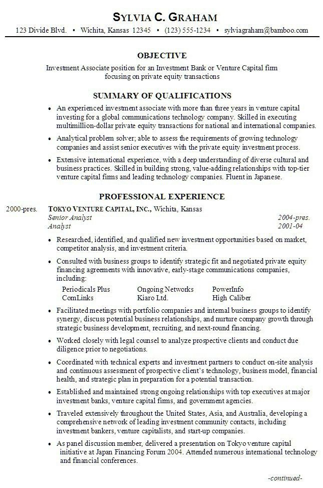 Business School Resume Sample] Download Mba Resume Template ...