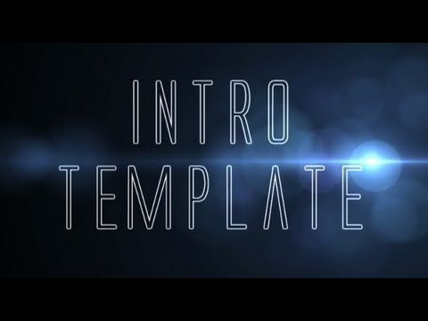 13 best Logo intro template After effect and Sony Vegas images on ...