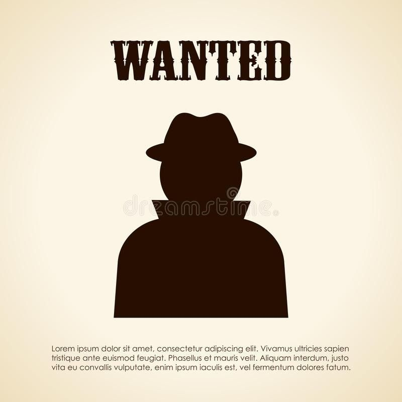 Wanted Person Royalty Free Stock Photography - Image: 37908617