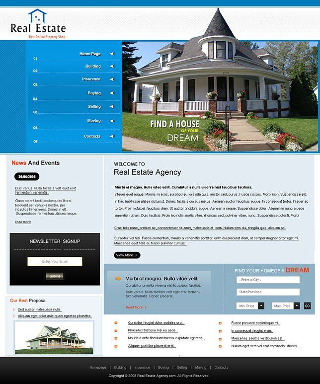 Download real estate agent templates