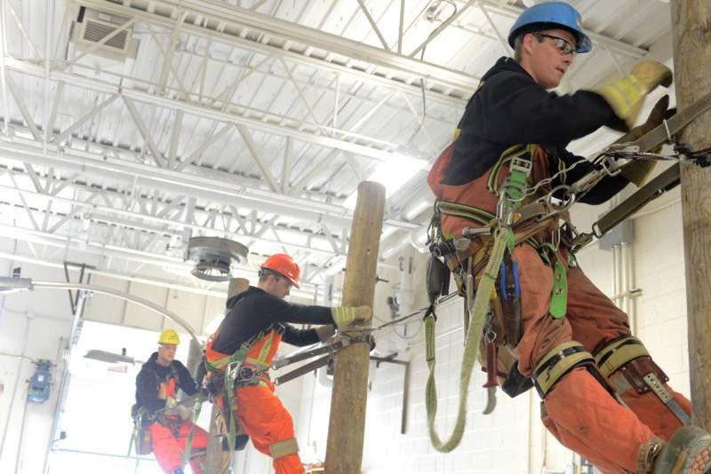 College of the North Atlantic - Program (Powerline Technician)