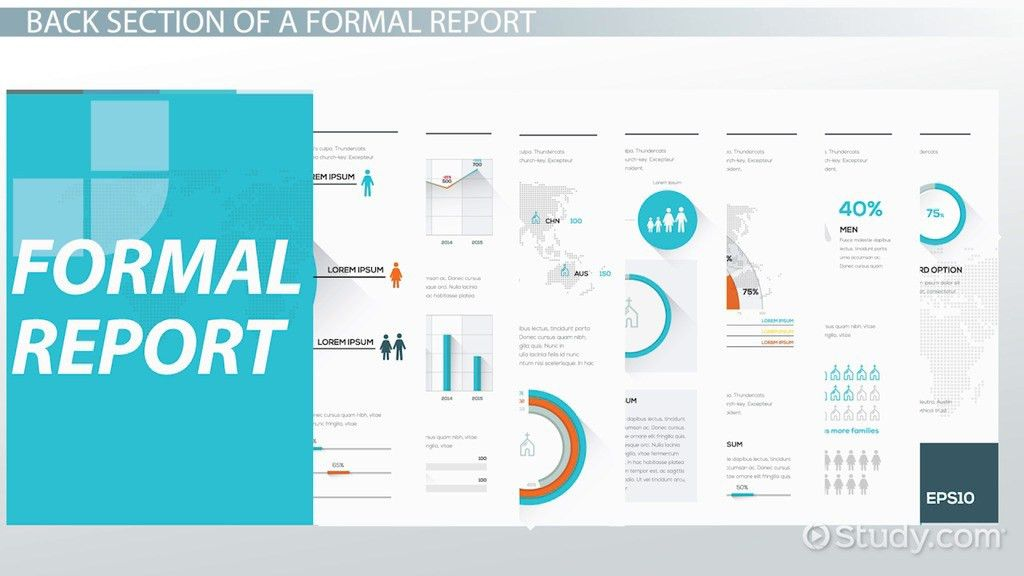 Informational and Analytical Reports: Definition and Uses - Video ...