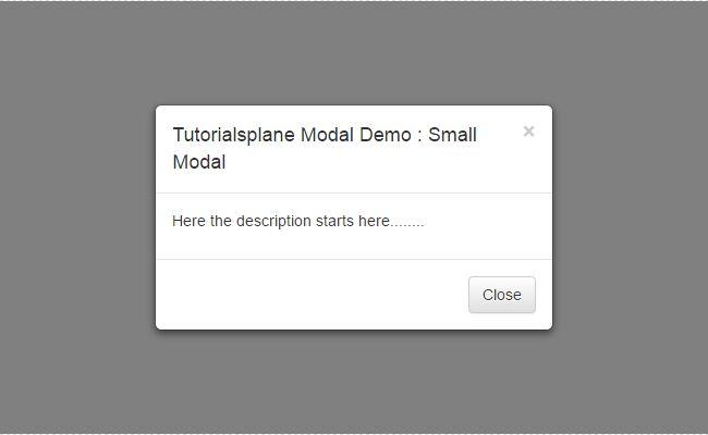 Bootstrap Modal Vertical Align Center | CSS | Example