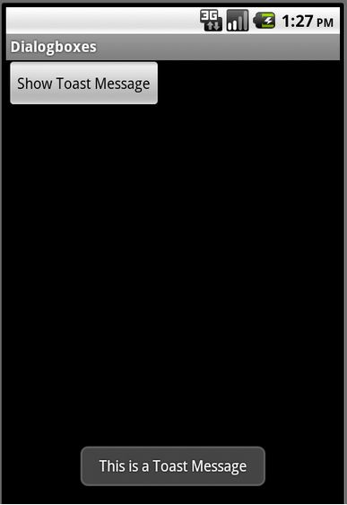 So I just got a toast notification saying I need to change my ...