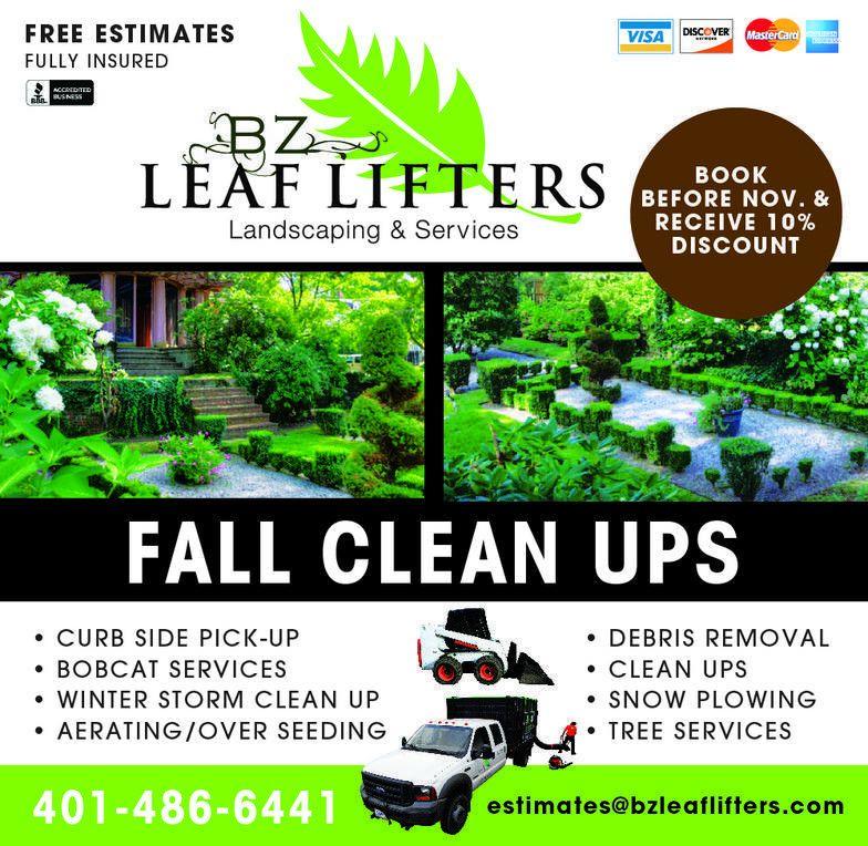 BZ Leaf Lifters