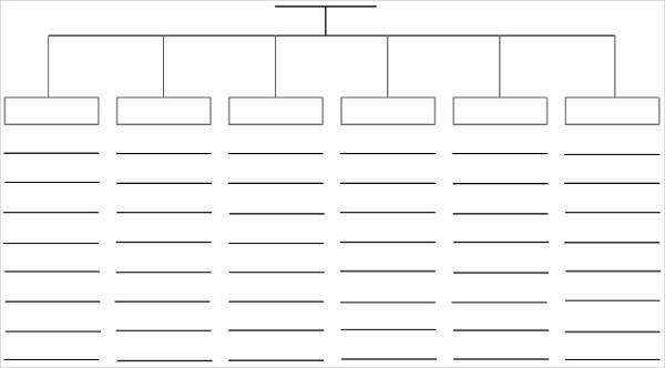 Tree Map Template   Free & Premium Templates