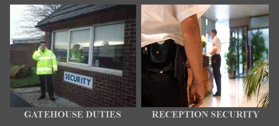 RANGE SECURITY - Reception and Gatehouse Security