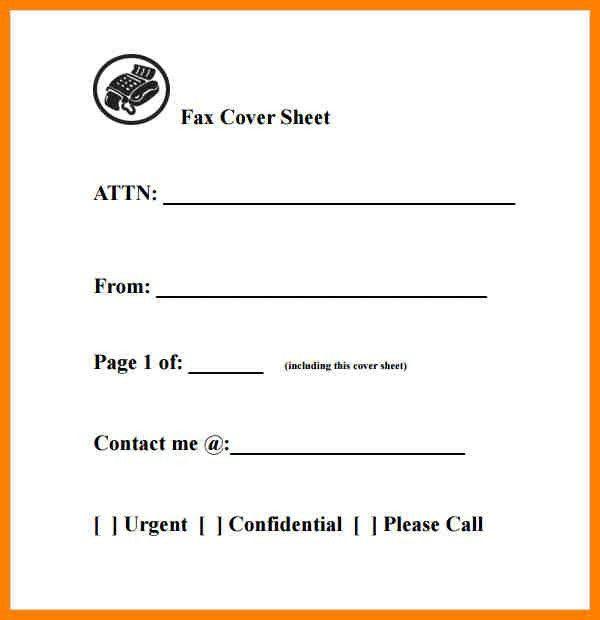 9+ simple fax cover | portfolio covers