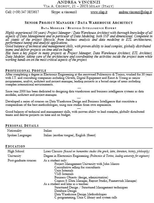 Master Data Management Resume. master data management resume analyst ...