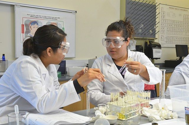 Chemistry: Degrees Certificates | Chemistry - Ohlone College ...
