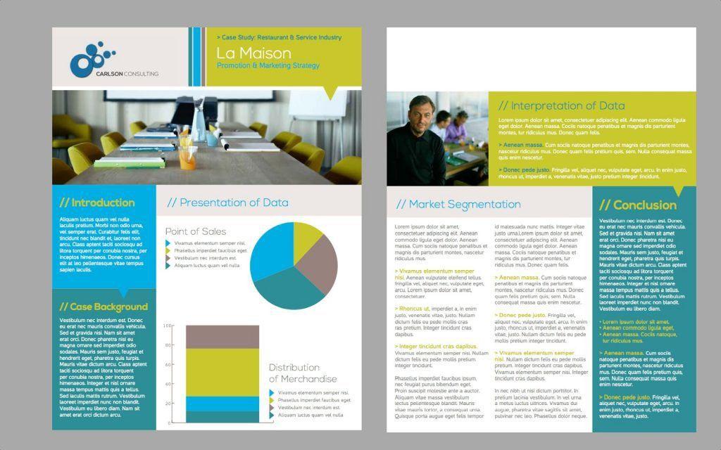 Template For Sponsorship Of Brochure Sample Kiosk Pics Example ...