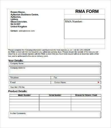 Invoice Form - 9+Free Word, PDF Documents Download | Free ...