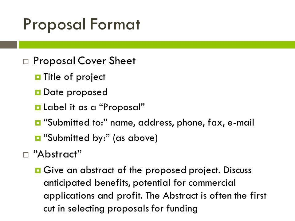 Commercial Proposal Business Proposal Templated Business 69 ...