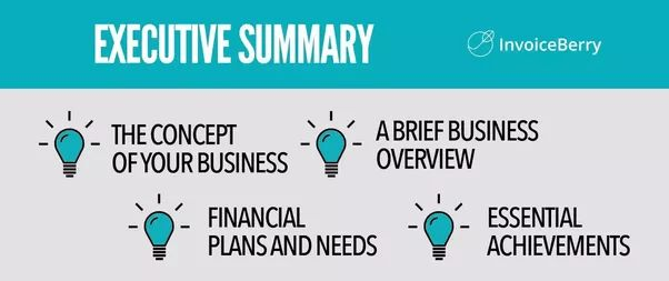 What's the difference between an executive summary and a business ...