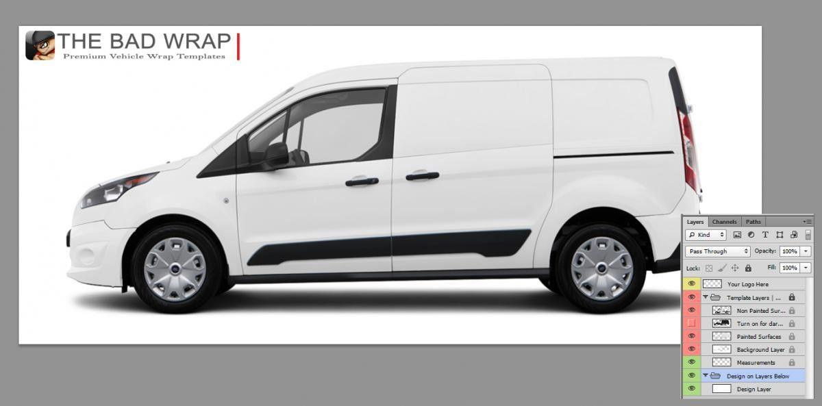 Let's Talk Shop: Vehicle Templates are a Wrap Shop's Friend