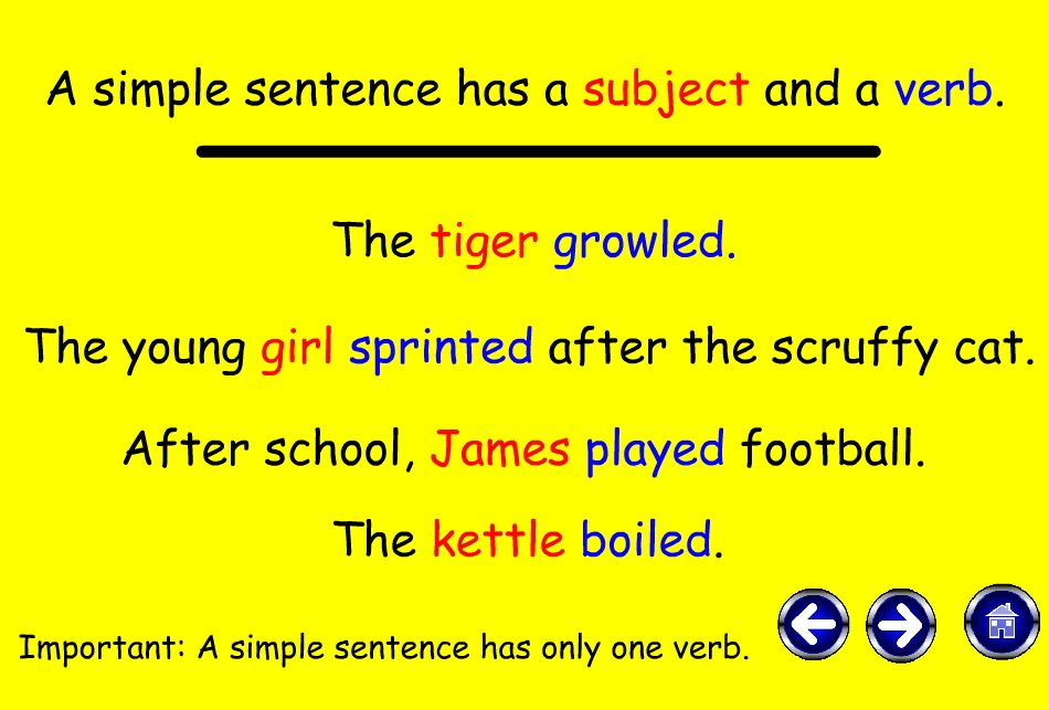 Simple, Compound, Complex Sentences Grade 6 - Lessons - Tes Teach