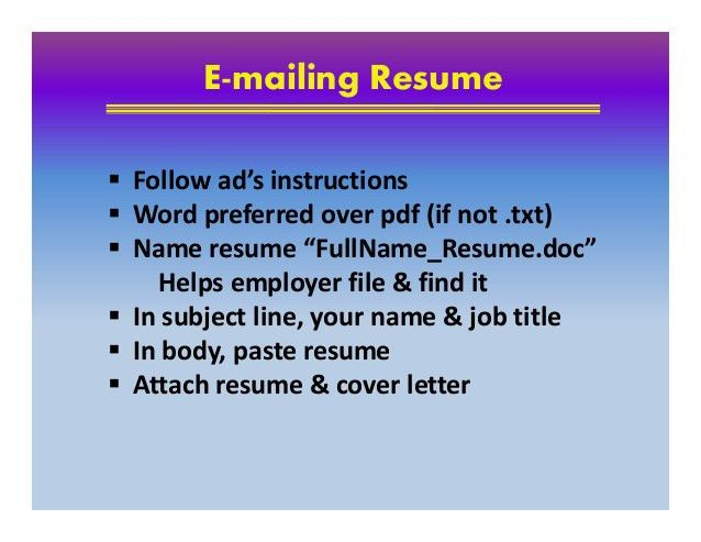 Rev Up Your Resume : Jump Start Your Career