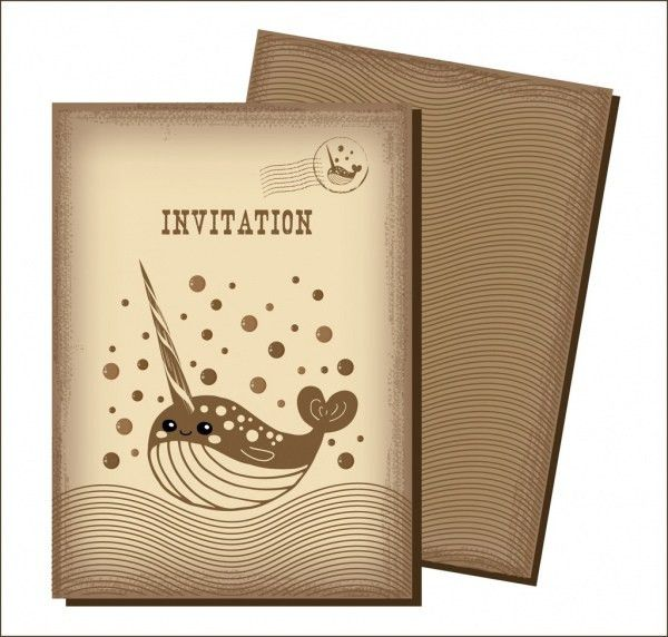 Engagement invitation cards template free vector download (22,015 ...
