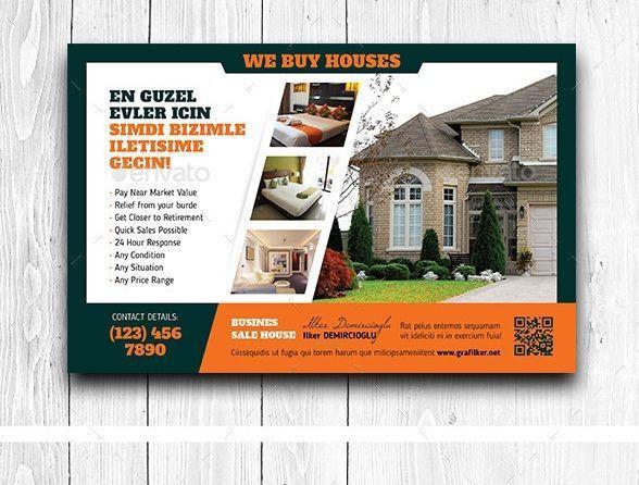 107 best Real Estate images on Pinterest | Brochure template ...
