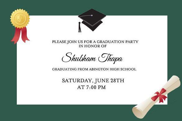 Graduate Invites: Astounding Graduation Invitation Ideas Diy ...