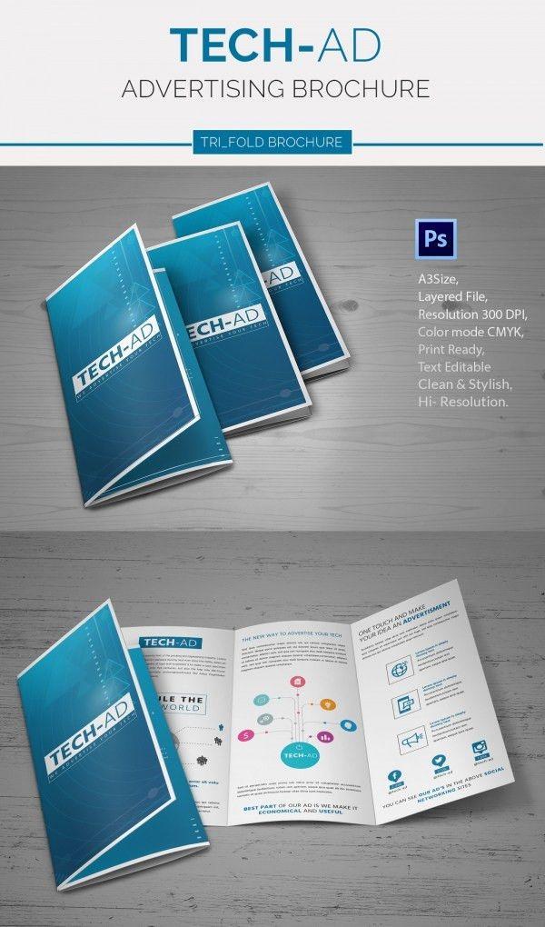 26+ Best Advertising Brochure Templates | Free & Premium Templates