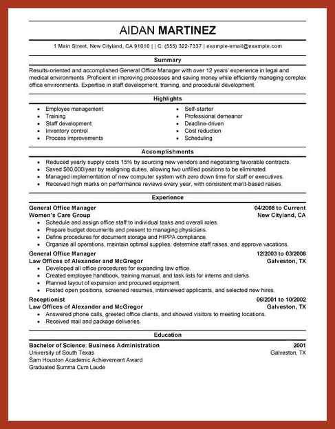 General Laborer Resume Examples - Templates
