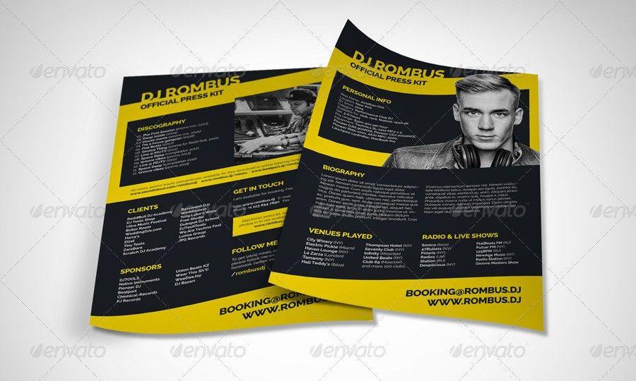 Dj Resume - Contegri.com