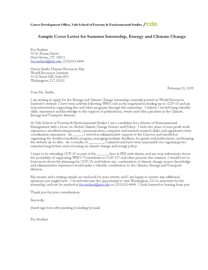 Homey Idea Yale Cover Letter 4 Letter Examples Harvard Law - CV ...
