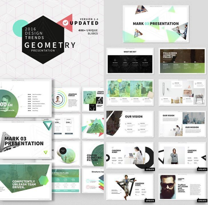 Designing A Powerpoint Template - Gavea.info