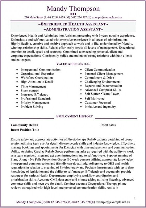 Enjoyable Ideas Internal Resume 13 Breakupus Prepossessing Private ...