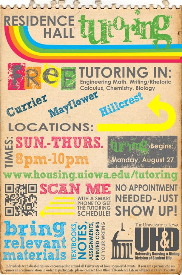 Cool Tutoring Flyers - The Knowledge Roundtable