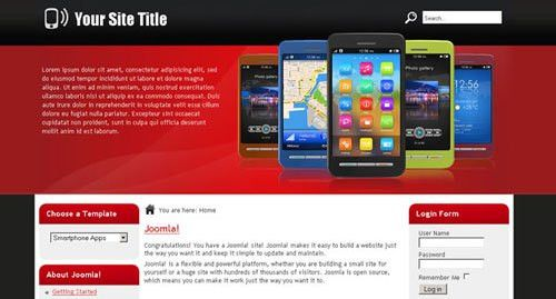 8 Websites To Download Free Joomla Templates | Web & Graphic ...