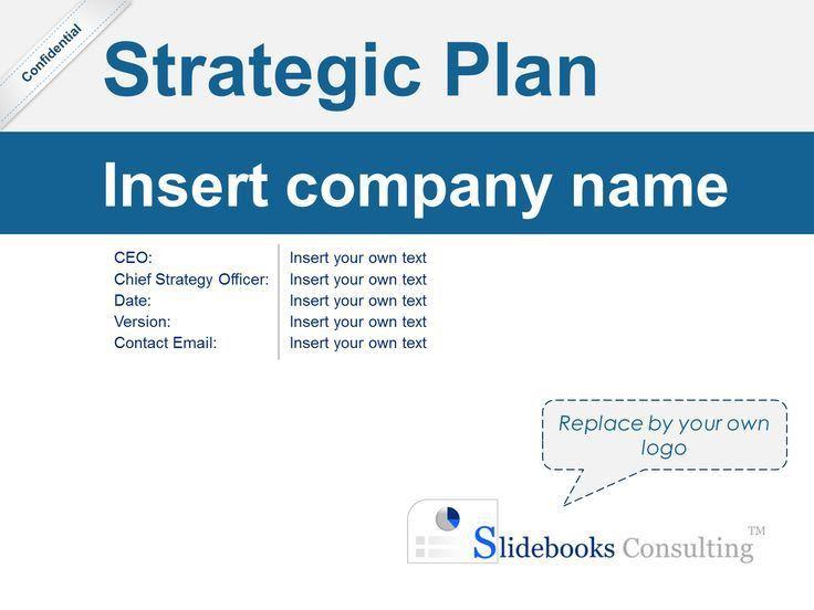 15 best Simple Strategic Plan Template | By ex-McKinsey ...