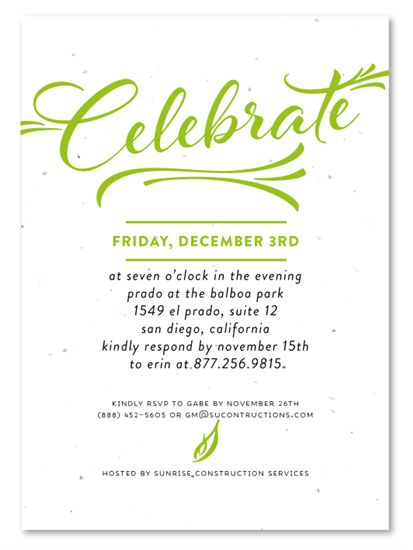 Corporate Party Invitation Wording - vertabox.Com