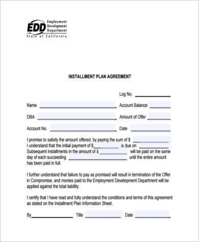 Payment Contract Template. Loan Agreement Template Microsoft Word ...