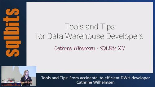 Tools and Tips: From Accidental to Efficient Data Warehouse ...
