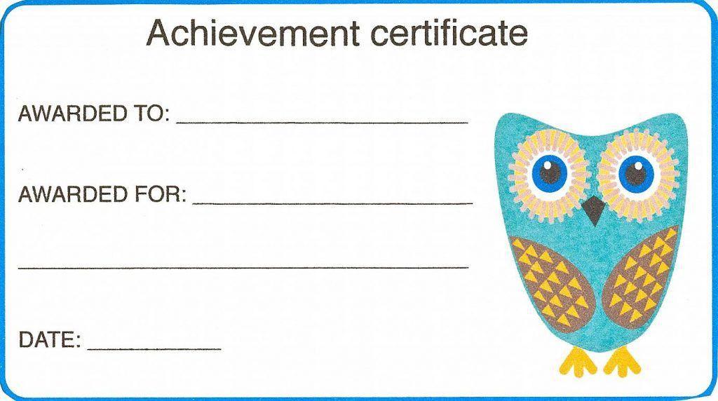 Certificates for Kids Certificate Templates : Selimtd