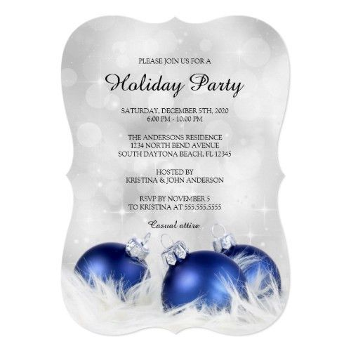 Top 50 Office Holiday Party Invitations 2015 | Holiday Greeting Card