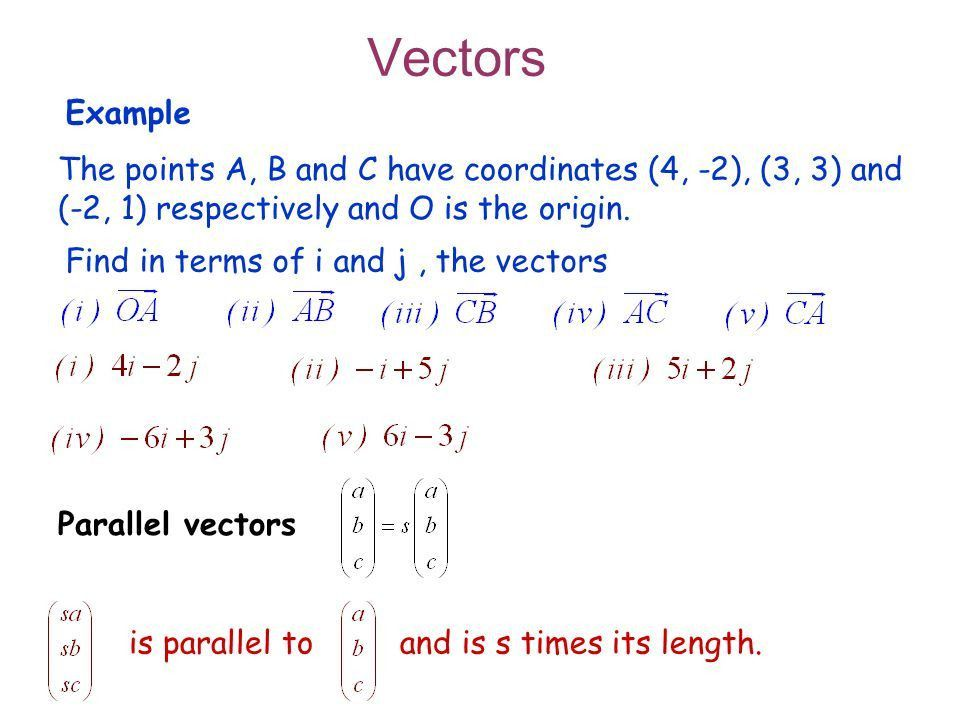 Vectors The modulus of a vector is its magnitude. - ppt video ...