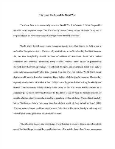 Example Informative Essay - uxhandy.com