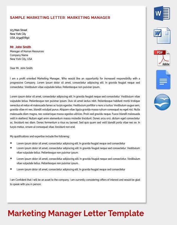marketing report sample