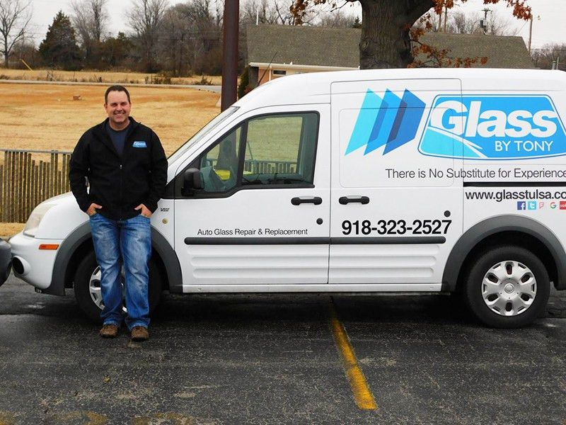 Mobile Auto Glass Repair in Tulsa | Glass By Tony
